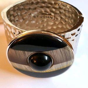 St John bangle bracelet